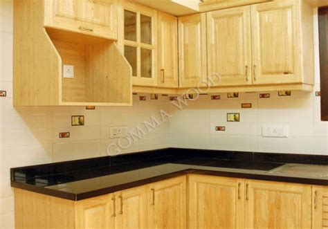 Rubberwood Kitchen Cabinets | rubber wood furniture kerala hubpages