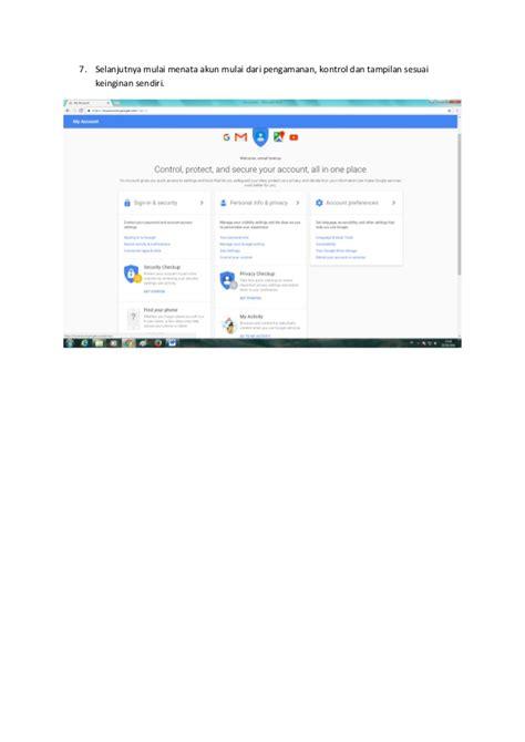 langkah membuat account gmail langkah langkah membuat akun gmail