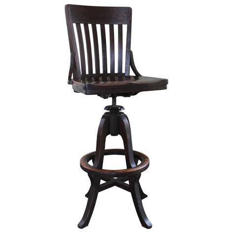 Draftsman Stools clark and gibby drafting draftsman stool wood and metal hardware at 1stdibs