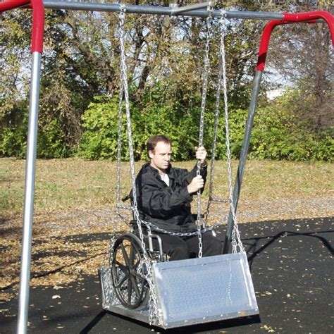 swings for special needs children pull chain attachment by sportsplay aaa state of play
