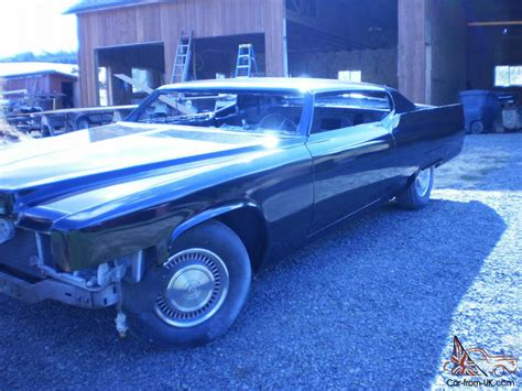 69 cadillac coupe for sale chopped 69 cadillac coupe black pearl