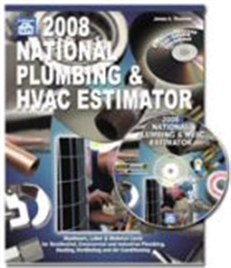 Plumbing Estimating Books by Hvac Books Heating Ventilation Air Conditioning