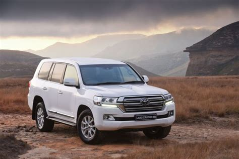 Most Expensive Toyota Suv The Most Expensive Suvs In South Africa