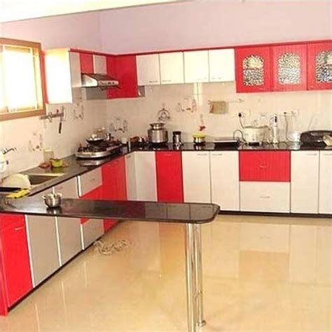 Modular Kitchen Designs India by Modular Kitchen Interior Design Service In Guindy Chennai