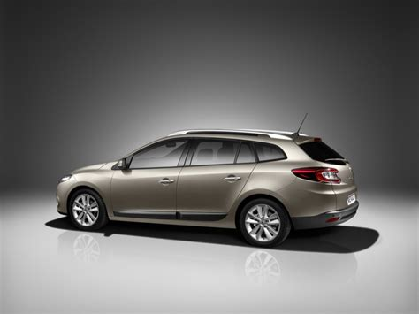 new renault megane new renault megane estate details and photos autoevolution