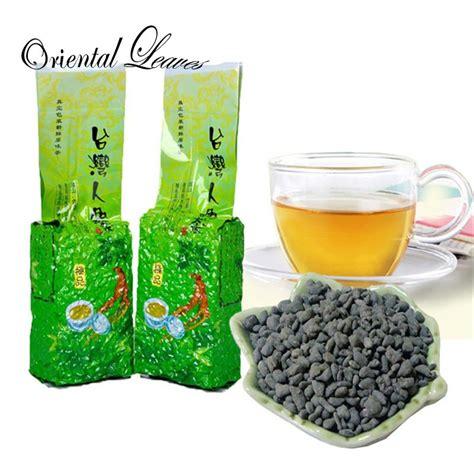 Teh Ginseng Oolong Tea 250gr 250g taiwan high mountain oolong tea ginseng tea dongding wu tea ginseng cha herbal