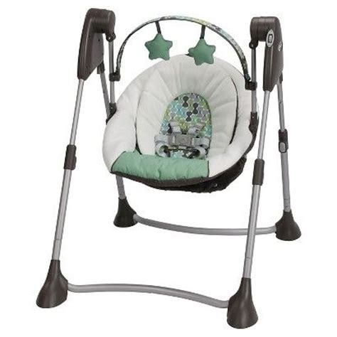graco swing by me scribbles graco swing by me portable swing swings ottawa and gifts