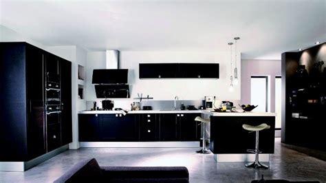 cuisine mur noir cuisine noir quel couleur mur chaios com