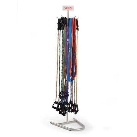 Resistance Band Rack by Exercise And Resistance Band Storage Racks Spri