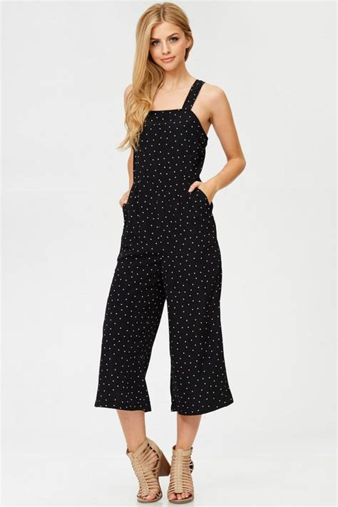 Overal Polka polka dot overall with pockets specialgals