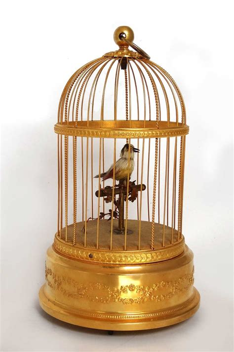 singing bird in a cage 270226 sellingantiques co uk