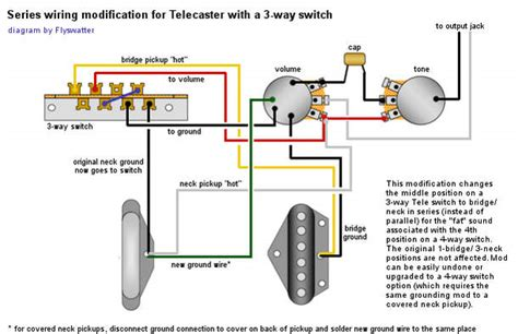 import telecaster 3 way switch wiring diagrams telecaster