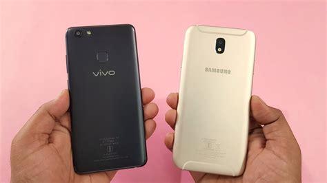 Samsung Vivo V7 Vivo V7 Plus Vs Samsung J7 Pro Speed Test Comparison