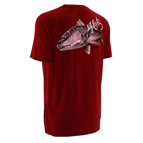 Hoodie Huk Redmerch huk performance fishing hul k redfish t shirt