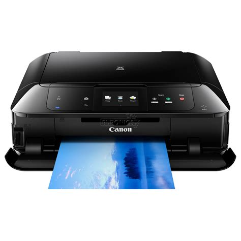 Printer All In One Canon all in one inkjet printer pixma mg7750 canon 0596c006