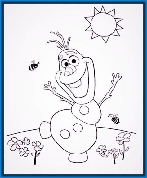 dibujos para colorear y imprimir de frozen dibujos para colorear imprimir de frozen archivos