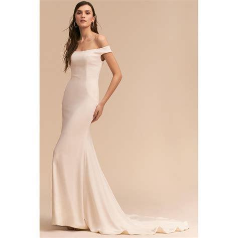 Wedding Dress Box Atlantic by Bhldn 2018 Atlantic Ivory Sweep Simple The