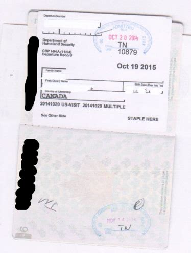 Tn Visa Management Consultant Mba by Tn Nafta Visas Status For Citizens Of Canada Mexico