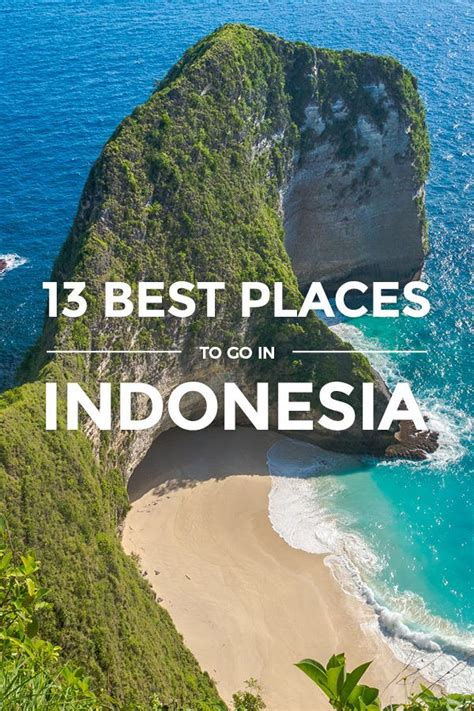 indonesia   places islands  visit