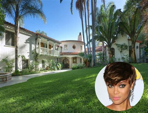 houses to buy in beverly hills tyra banks selling romantic spanish colonial in beverly hills