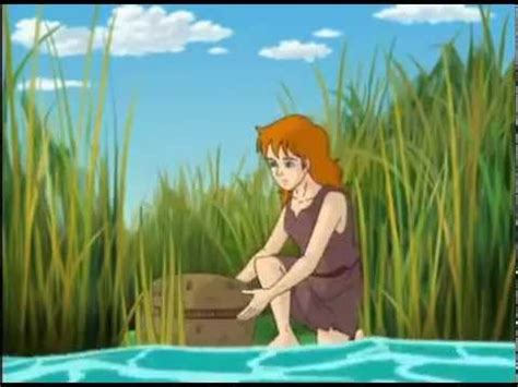cartoon film of moses moses bible story for kids children christian bible