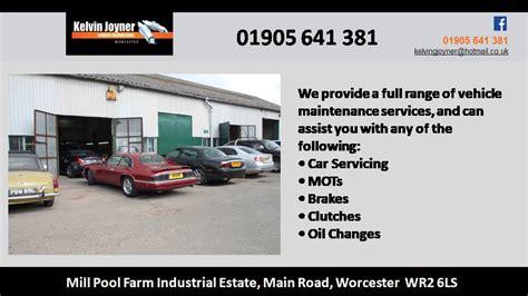 kelvin joyer vehicle technicians  businesses