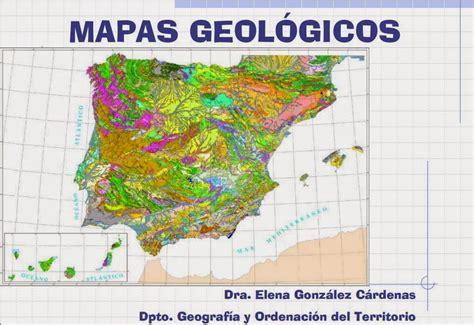 imagenes satelitales para geologia mapa geol 243 gico my blog
