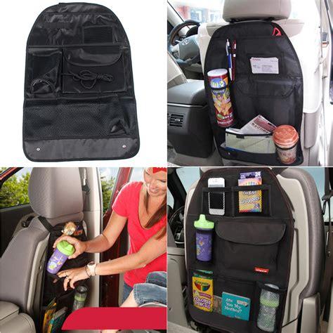 back of car seat organizer aliexpress buy car seat bag storage car covers back