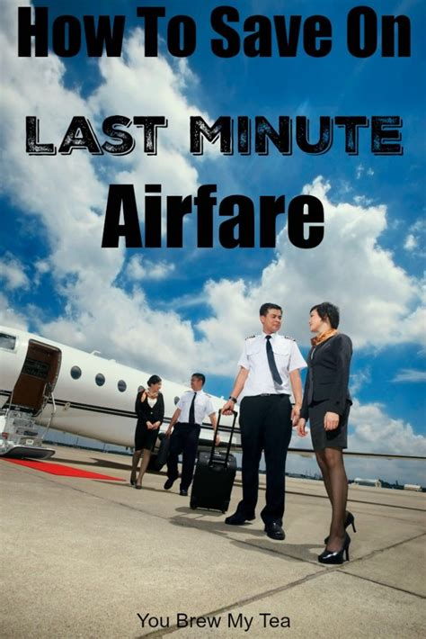 Last Minute Airfares From Tiger Airways by How To Save On Last Minute Airfare