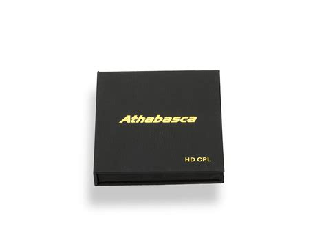 Athabasca 82mm Cplw Filter 1 filter athabasca hd cpl 77mm