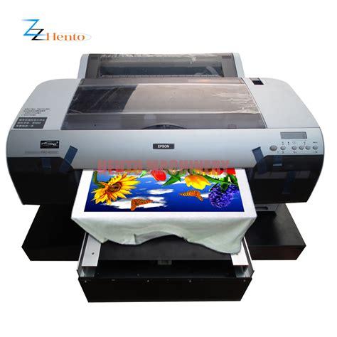 digital  shirt printing machinezhengzhou hento machinery