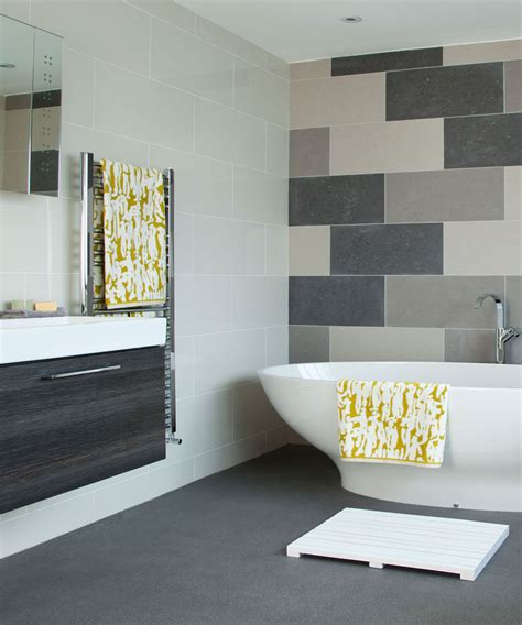 bathroom tile designs for glass and metal safe home