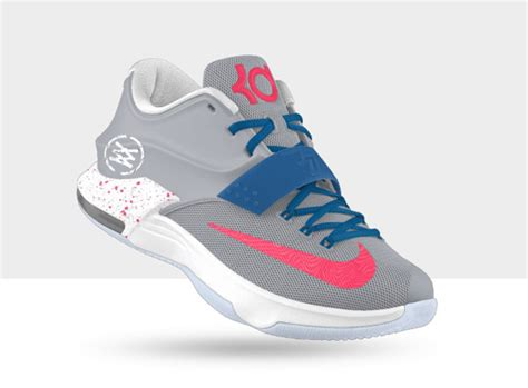 kd designs design your nike kd7 on nikeid now weartesters