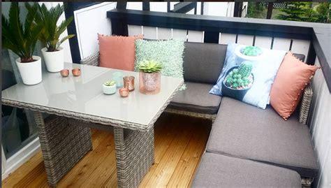 ideen für kleine balkone kleine zimmer einrichten