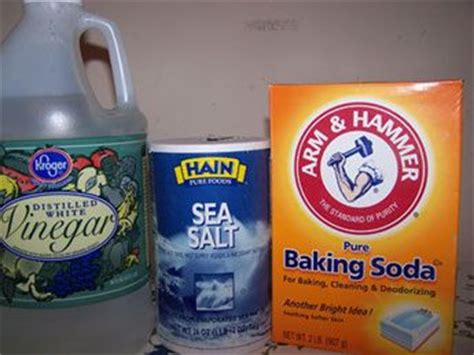 How To Clean Shower Drain With Baking Soda And Vinegar by Best 25 Unclog Bathtub Drain Ideas On
