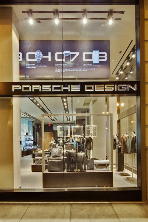home stores in san francisco porsche design opens store in san francisco autoevolution