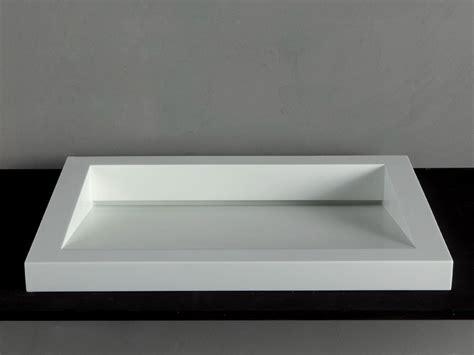 aufsatzwaschbecken aus corian 174 gap 05 kollektion gap by rifra - Corian Aufsatzwaschbecken