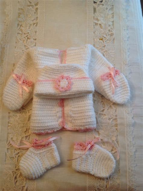 handmade newborn baby clothes baby shower