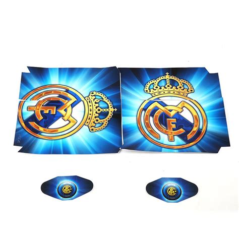 Ps4 Real Madrid Aufkleber by Ps4 Controller Aufkleber Kontroller Sticker Real Madrid