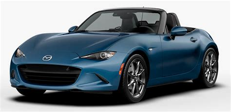 mazda convertible blue mazda mx 5 miata color options