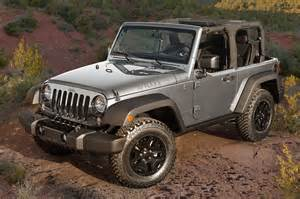 Jeep Wrsngler 2017 Jeep Wrangler Reviews And Rating Motor Trend
