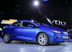Electric Car Volt Price Big Strides In 2016 Chevrolet Volt Aren T Electric