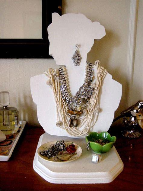 how to make jewelry displays 36 ways to stay organized with diy jewelry holders