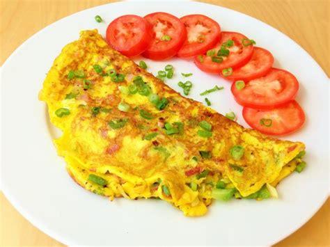 membuat omelet diet 7 resep menu sarapan yang gang dan sederhana calon ibu