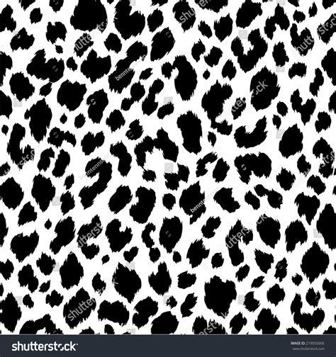 black jaguar pattern panther pattern stock vector 219055606 shutterstock