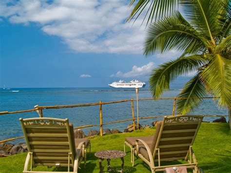 maui homeaway lahaina oceanfront treasure vrbo
