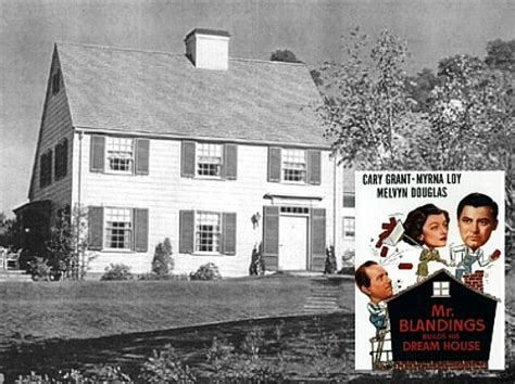 The Story Behind Quot Mr Blandings Builds His Dream House Quot