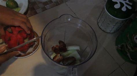 cara membuat oralit untuk orang dewasa cara membuat jus buah naga untuk orang diet youtube