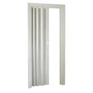 accordion doors interior home depot spectrum ellington 32 in x 80 in white ash accordion