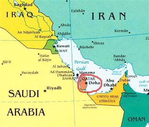 world map image qatar where is doha in the world map my
